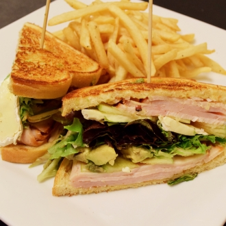 Ale House Turkey Sandwich