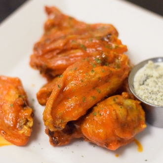 Buffalo Wings-1