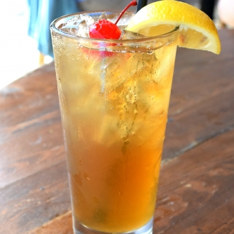 Deep South Peach Tea