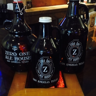 Screw Top Growlers Small - 8 Larger- 10 Swing Top Round One Size - 20